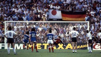 Jerman Barat dan Kisah Pilu di Piala Dunia 1982