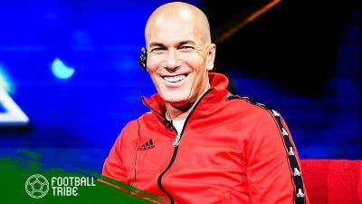 "Tak Akan Ada ""Next Zidane"", Karena Cukup Satu Zidane di Bumi: Zinedine"