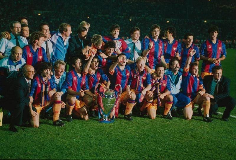 Mengenang Romansa Kejayaan Barcelona di Wembley (Bagian 1)