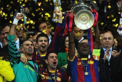 Cerita di Balik Warna Biru dan Merah Khas FC Barcelona
