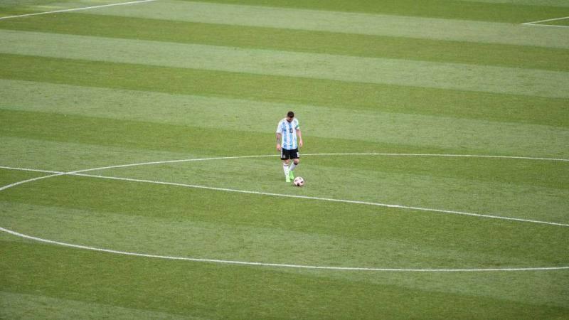 Fotografi, Lionel Messi, Piala Dunia 2018