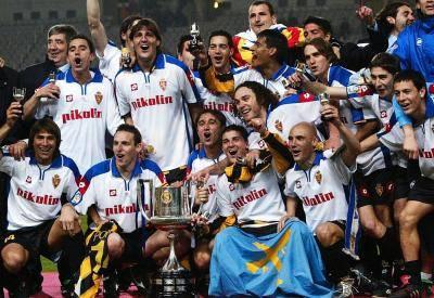 Ketika Real Zaragoza Merebut Copa Del Rey
