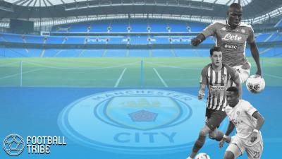 Geliat Transfer Manchester City
