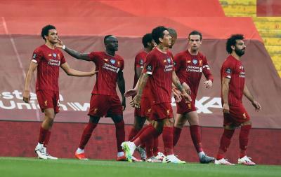 Liverpool Yang Mulai Linglung