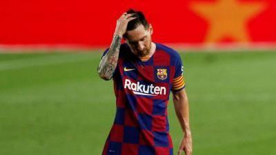 Lionel Messi ke Inter Adalah Omong Kosong!