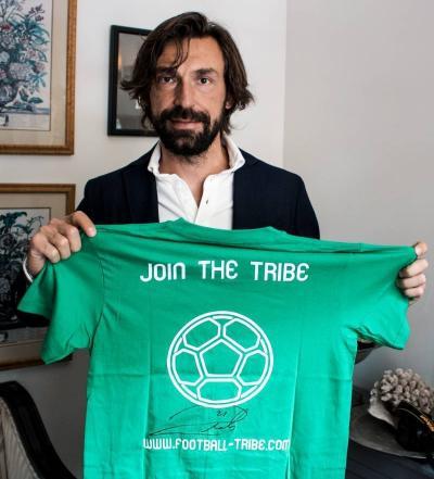 Menyambut Andrea Pirlo Sebagai Pelatih Anyar Juventus