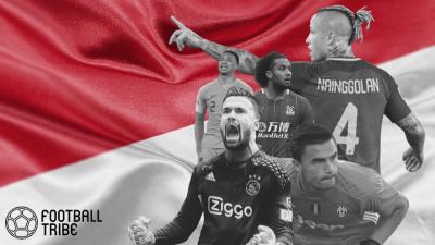 Aksi Pesepak Bola Keturunan Indonesia yang Bermain di Liga Top Eropa