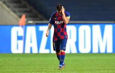 Diisukan Beli Messi, Inter: Kami Cari yang Masuk Akal