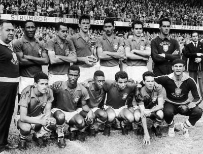 Garrincha, Si Kaki Bengkok Yang Fenomenal