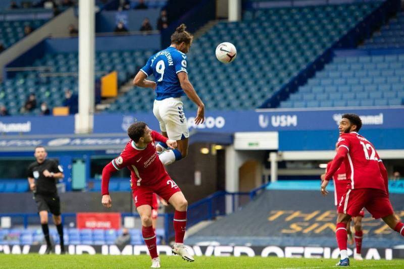 Striker asal Inggris, Dominic Calvert-Lewin