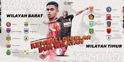 Liga Indonesia Dengan Format Dua Wilayah, Nostalgia dan Obat Kala Pandemi