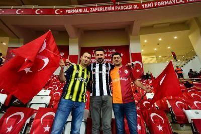 Dinamika Politik Tiga Raksasa Istanbul
