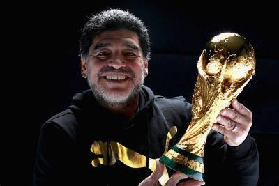 Pungkas Paripurna Diego Maradona