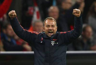 Bedah Gaya Main Hansi Flick di Bayern Muenchen