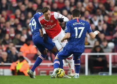 Link Live Streaming Arsenal vs Chelsea: Bara dan Biru di Derbi London