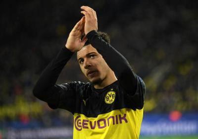 Jadon Sancho Masih Nihil Gol di Bundesliga Awal Musim Ini