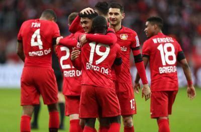 Para Permata di Skuat Bayer Leverkusen