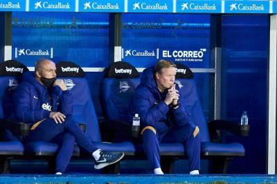 Menakar Kemanjuran Formasi Koeman di Barcelona