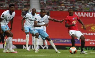 Link Live Streaming West Ham vs Manchester United: Ujian Setan Merah Si Jago Tandang