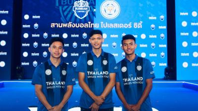 "Trio ""Supa"" Sang Trisula Masa Depan Timnas Thailand"