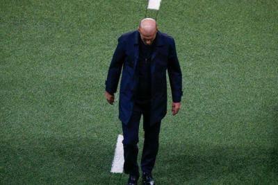 Titik Nadir Real Madrid di Bawah Kendali Zidane