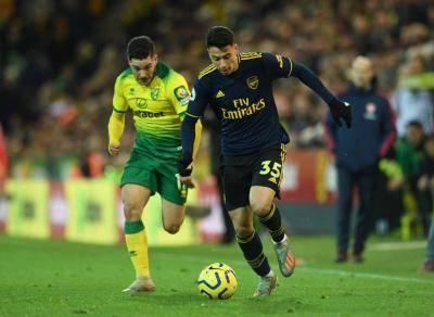 Ramaikan Bursa Transfer Januari, Arsenal Incar Playmaker Norwich City