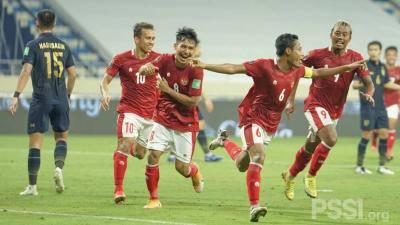Poin Perdana Timnas Indonesia di Kualifikasi Piala Dunia 2022