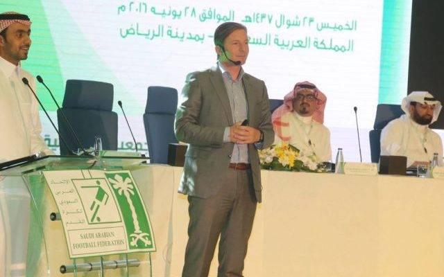 یان فن وینکل؛ مردی که فوتبال عربستان را احیا کرد