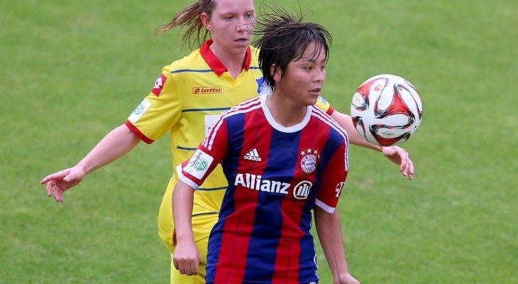 جدایی ستاره ژاپنی از تیم زنان بایرن مونیخ