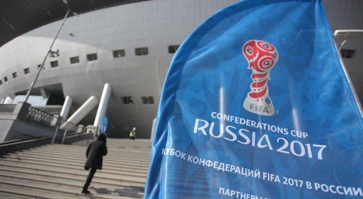 فیفا به محدودیت های خبری جام کنفدراسیون ها ورود کرد