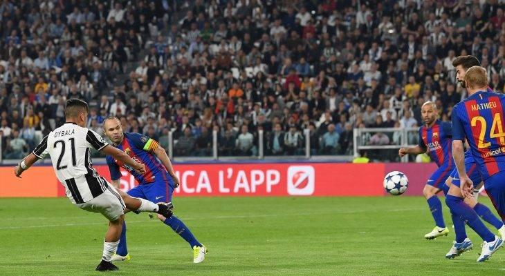یوونتوس 3-0 بارسلونا؛ تحقیر دوباره آبی و اناری ها در چمپیونزلیگ