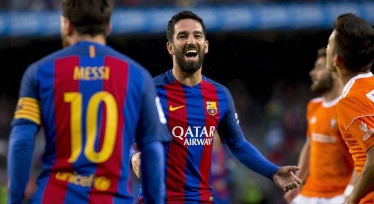 بارسلونا 7-1 اوساسونا؛ آتش بازی آبی و اناری ها در نوکمپ