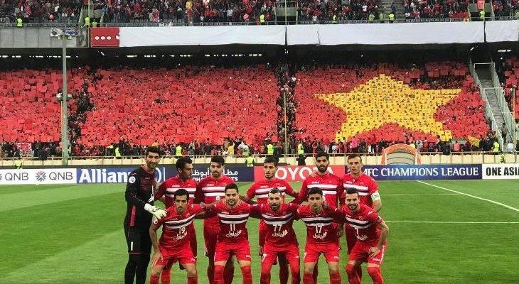 عکس: رونمایی از پیراهن جشن قهرمانی پرسپولیس