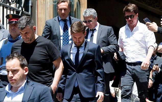 پیگرد لیونل مسی و پدرش در آرژانتین به اتهام پولشویی