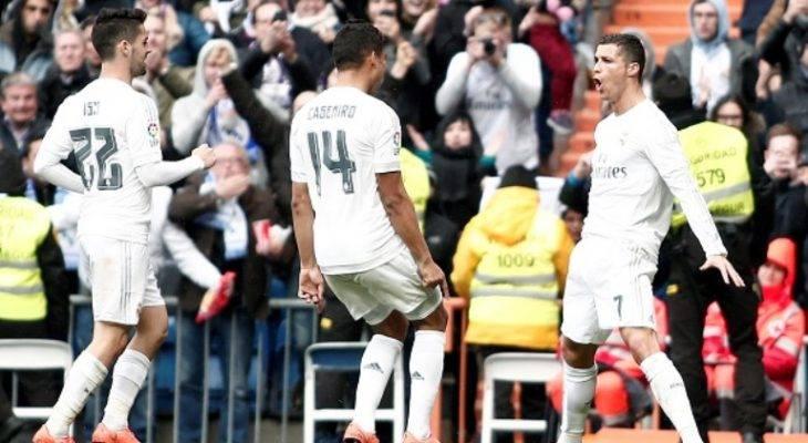 سلتاویگو 1-4 رئال مادرید: یک قدم تا قهرمانی