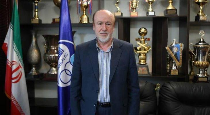افتخاری: استقلال بازیکن خارجی جذب نخواهد کرد