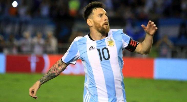 خبر خوب برای آرژانتین؛ مسی بخشیده شد