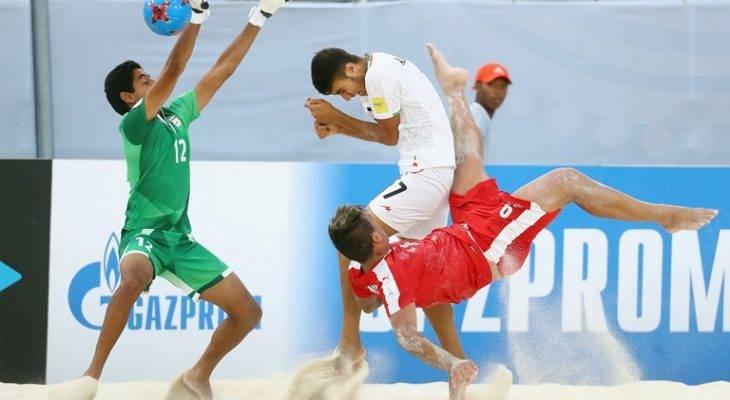ایران 4-3 سوئیس؛ صعود ساحلی بازها به نیمه نهایی جام جهانی