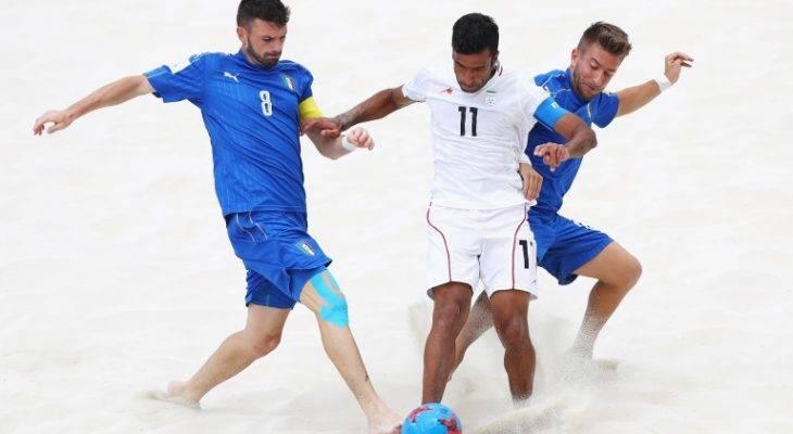 با پیروزی 5-3 مقابل ایتالیا؛ ایران، سوم جام جهانی شد