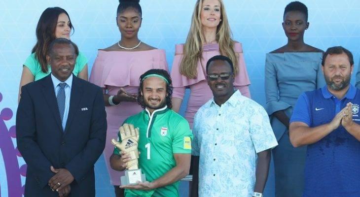پیمان حسینی: می خواستیم قهرمان جام جهانی شویم