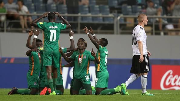 جام جهانی جوانان؛ حذف عربستان و آلمان