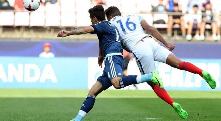نتایج شگفت انگیز روز اول جام جهانی جوانان؛ شکست آلمان و آرژانتین