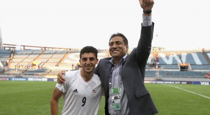پیروانی: بازیکنانم میتوانند در فوتبال اروپا بدرخشند