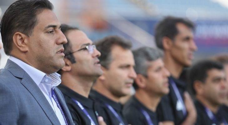 گزارش سایت فیفا درباره ریشه های فوتبال خانواده پیروانی