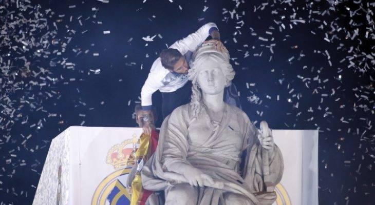 راموس: رئال قهرمان بهترین لیگ دنیا شد