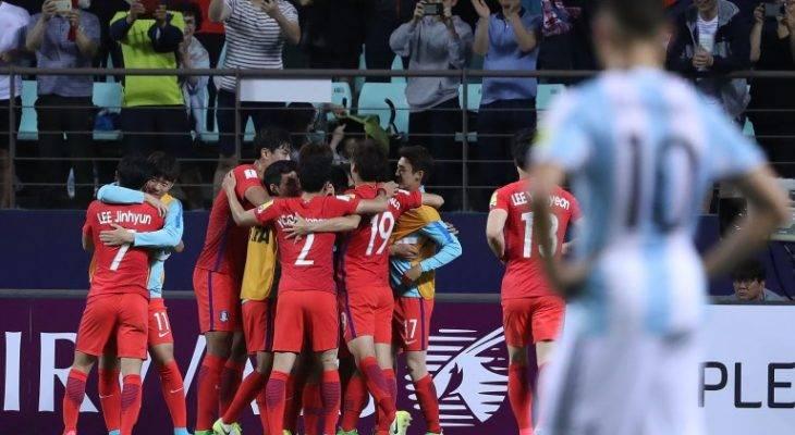 روز چهارم جام جهانی جوانان؛ شکست آرژانتین، توقف آلمان
