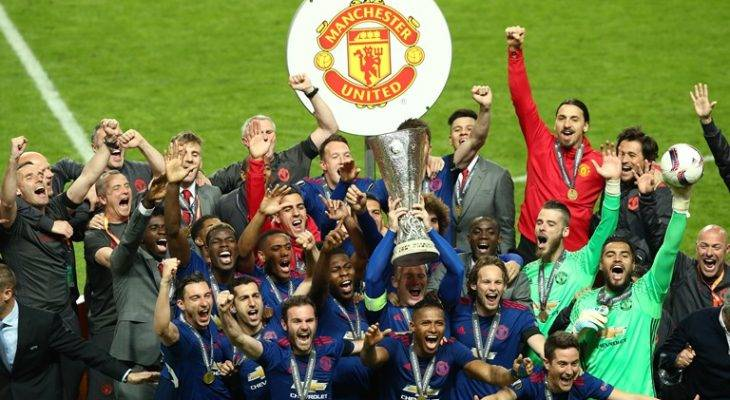 آژاکس 0-2 منچستریونایتد: شیاطین سرخ قهرمان لیگ اروپا