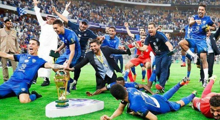 با پیروزی مقابل الاهلی؛ الهلال قهرمان جام حذفی عربستان