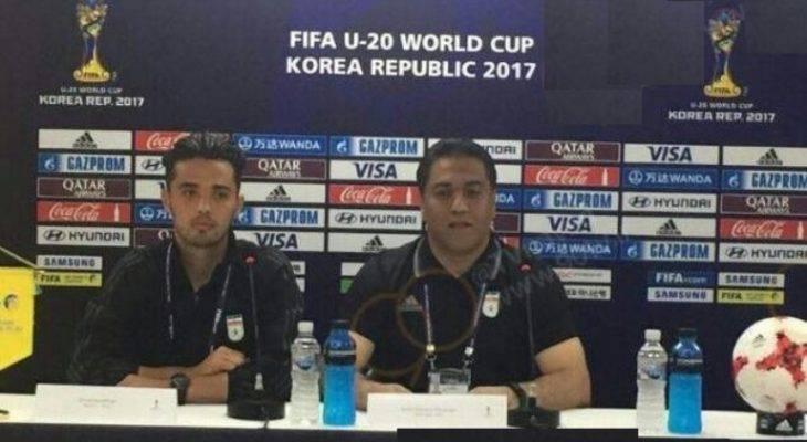 امیدواری پیروانی و نورافکن به شروع خوب در جام جهانی