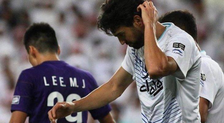 العین امارات 6-1 استقلال: شرمساری آسیایی